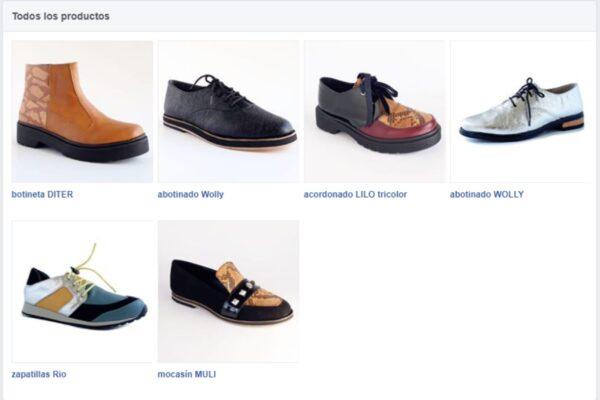 Empeza a vender tus zapatos online en 15 minutos
