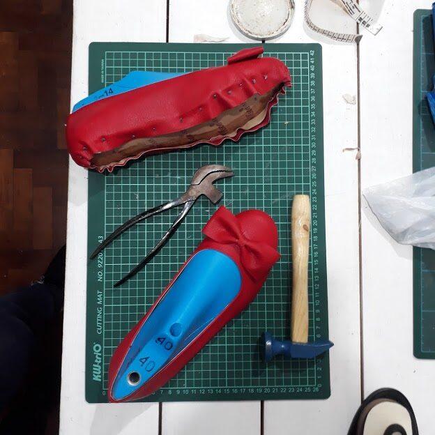 Fabricación de calzado – Armado o Montado